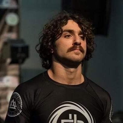Aaron Harris, Jiu Jitsu Instructor in New Paltz
